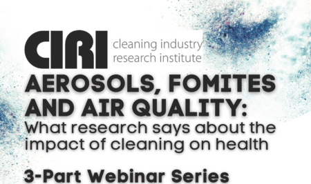 CIRI to Examine Cleaning for Health Research in New Webinar Series